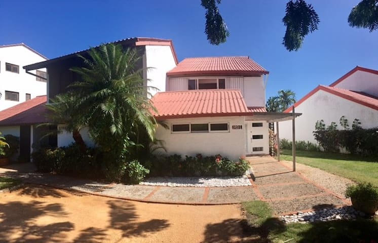 Golf Villa 38 in Casa de Campo - La Romana - Huis