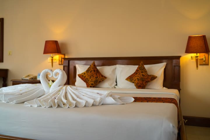 Pleasant and lovely room in Siem Reap
