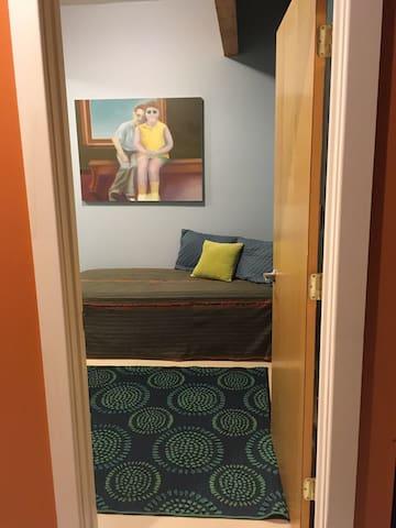 Extra room in Kiva Suite