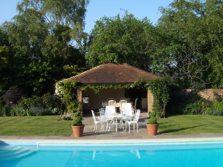 Cosy, comfortable b&b in unspoilt rural area