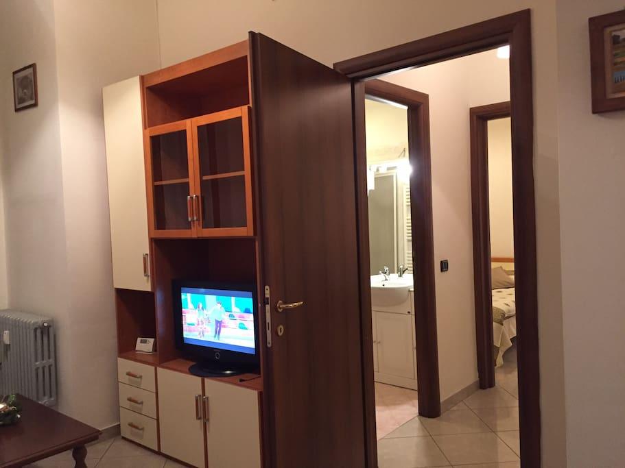 Salotto  Living Room  客厅