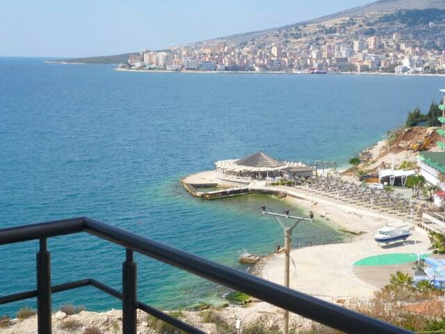 Holiday apartment sun - sea - love - Sarandë