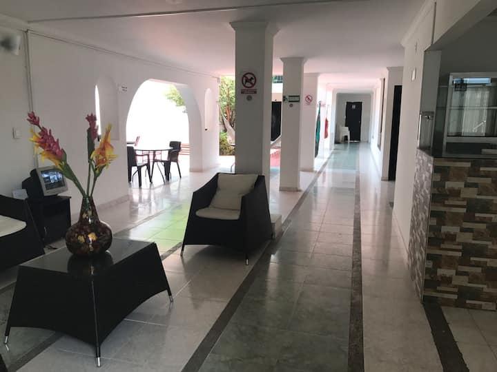 Hospedaje en hermosa casa hotel en santa Marta