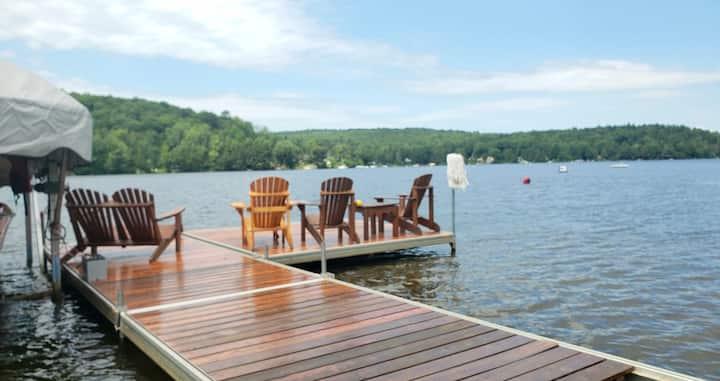 Chalet sur le Lac Lovering