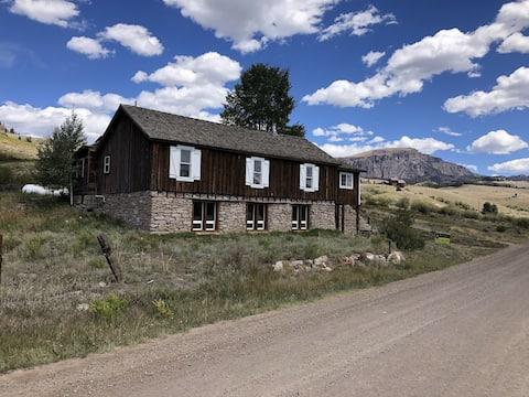 Beautiful Historic Cabin,  ATV Trails, Wildlife