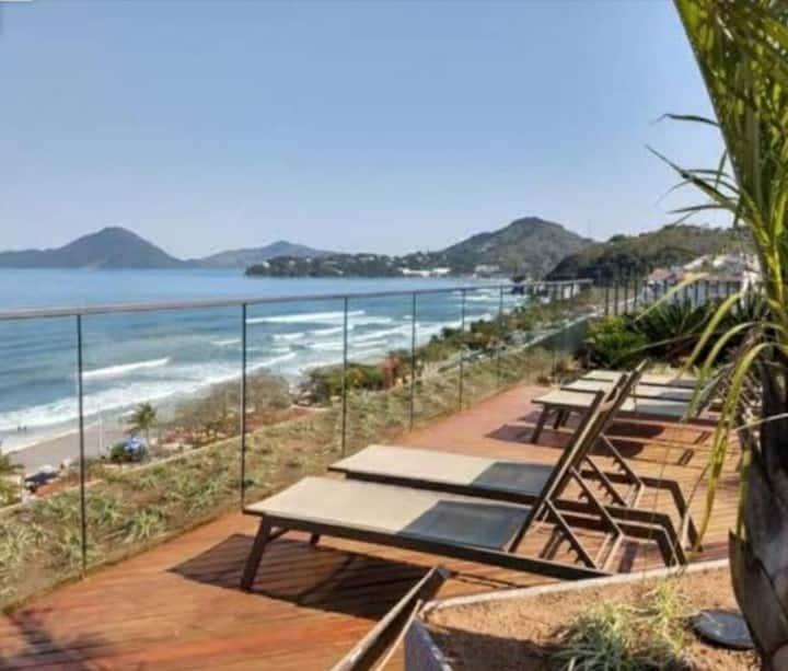 Apartamento garden - Reserva DNA - Praia Grande