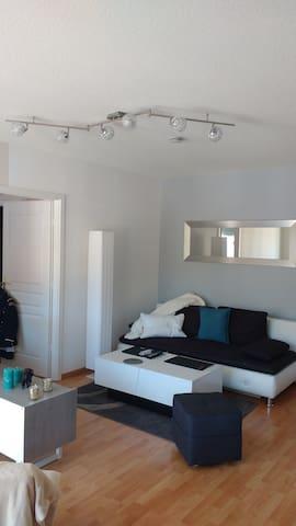 F2 calme et cosy avec vue sur les vignes - Guebwiller - Apartament