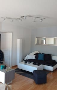 F2 calme et cosy avec vue sur les vignes - Guebwiller - Apartamento
