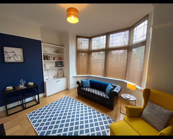 Beautiful modern ground floor apartment - Chester