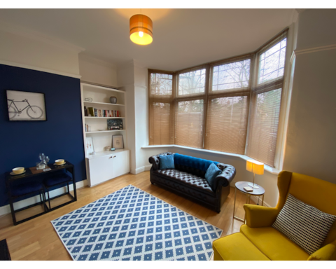 Beautiful modern ground floor apartment - Chester