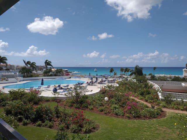 Sint Maarten La Terrasse Maho