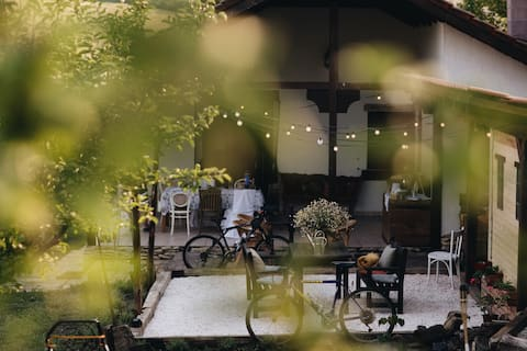 Casa Zante-Rural Guest House[Relax/Adventure/Bike]