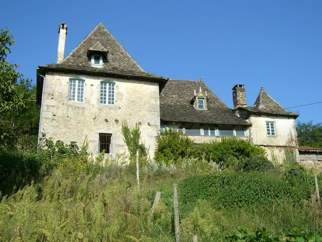 Maison de charme à Frayssinhes (46) - Frayssinhes - Rumah