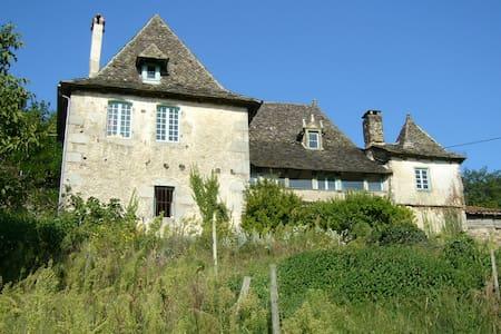 Maison de charme à Frayssinhes (46) - Frayssinhes - Casa