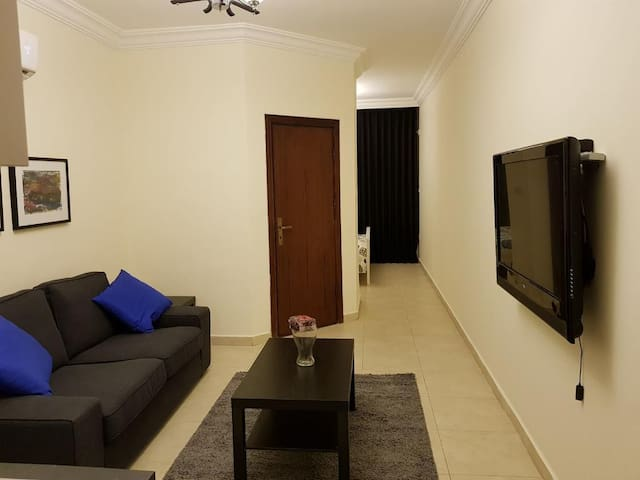 Furnished studio in central Amman