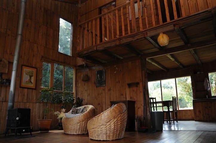 CHILOE, cabaña La Minga