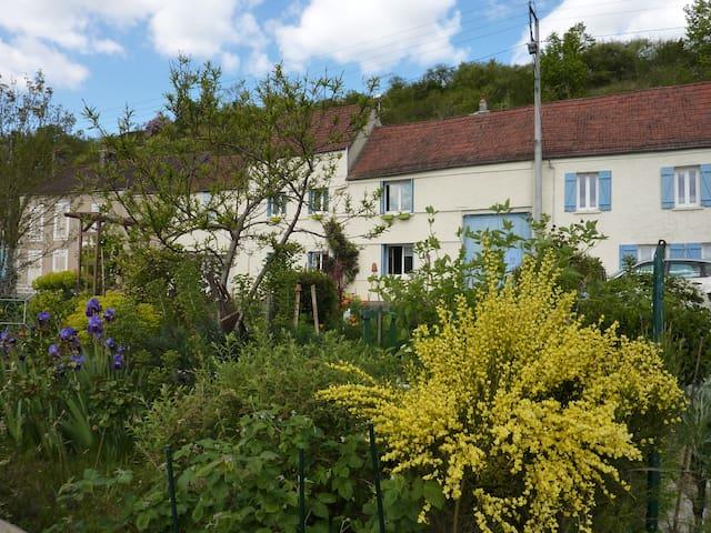 Deux chambres à la campagne - Méricourt - Bed & Breakfast