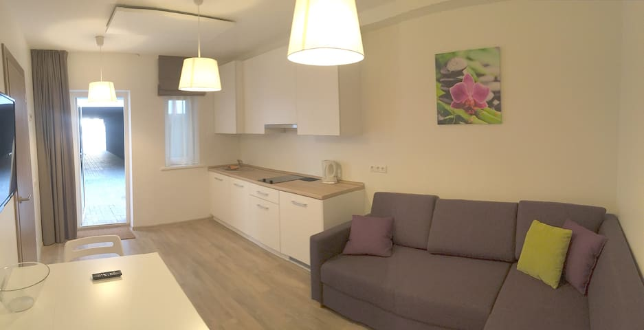 Comfy Retreat in the Heart of Palanga