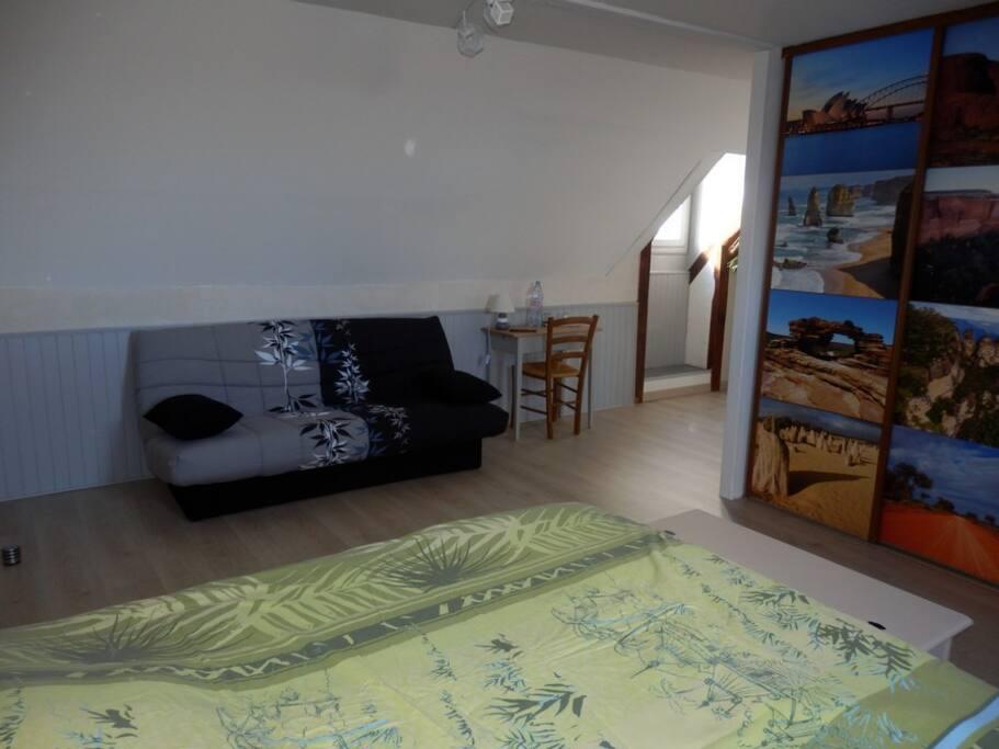 Chambre Kangourou