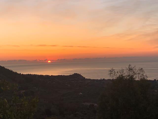 Villa A...mare In silenzio tra collina e  mare