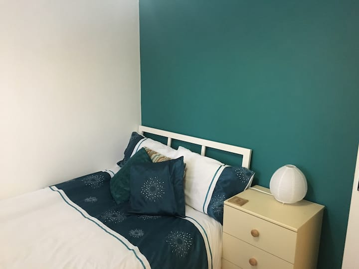 Cosy and bright double room