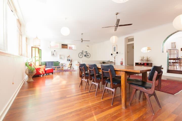 Fremantle Gasworks Apartment