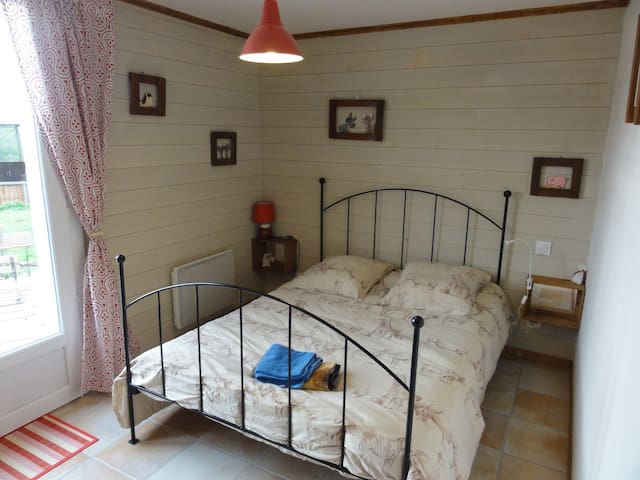 Chambres d'hôtes dans la campagne - Labretonie