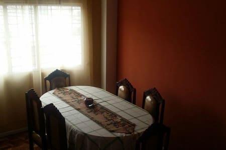 Apartamento amoblado en Riobamba - Riobamba