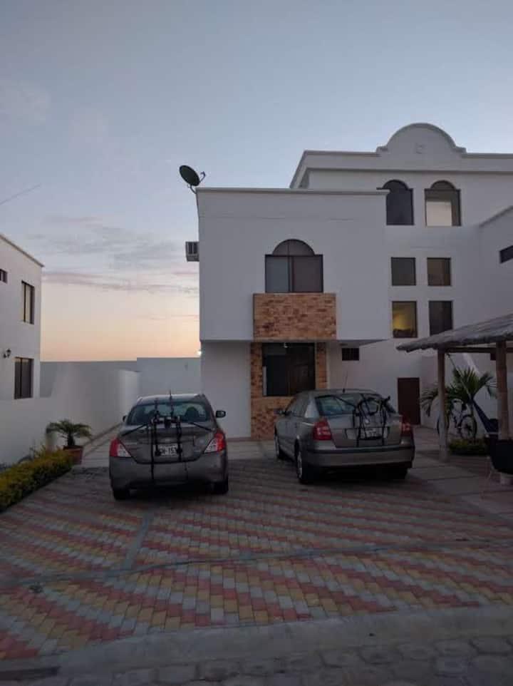 Villa en San Pablo a 20 min de Montañita