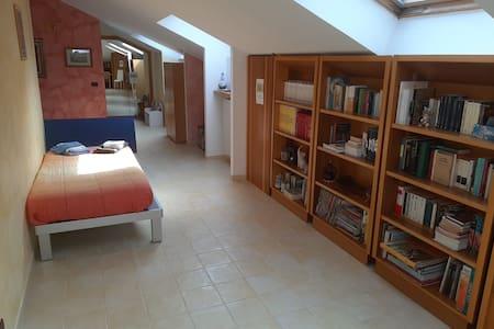 Grazioso appartamento mansardato