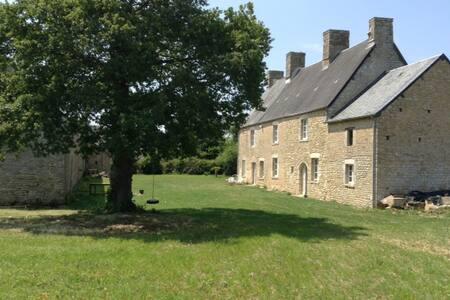 Ferme manoir XVIIe dans le Cotentin - Picauville