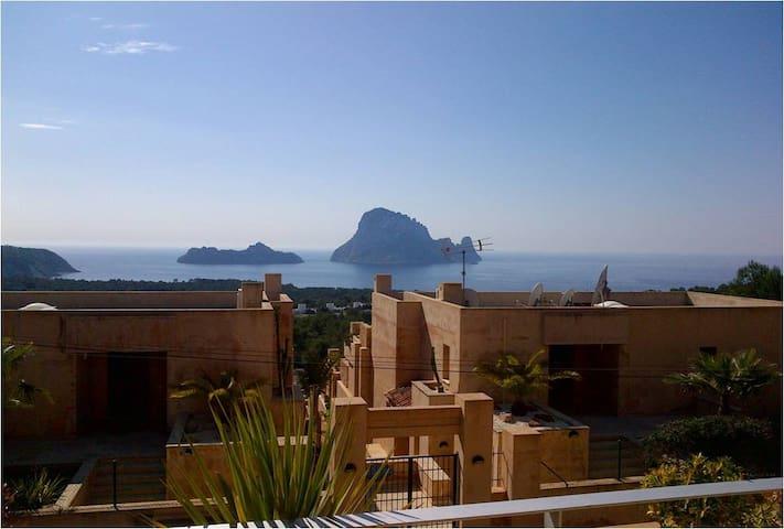 Luxury apart. IBIZA/Cala Vadella/sea views/ Wifi - Sa Talaiassa - Byt