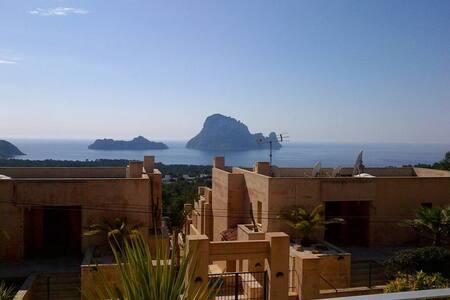 Luxury apart. IBIZA/Cala Vadella/sea views/ Wifi - Sa Talaiassa - Lägenhet