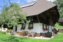 Romantisches Schwarzwaldhaus