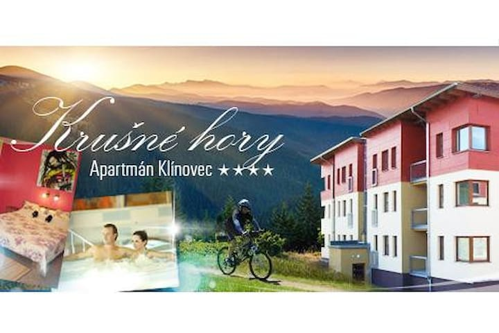 APARTMENT ORE MOUNTAINS KLINOVEC - Loučná pod Klínovcem - Apartment
