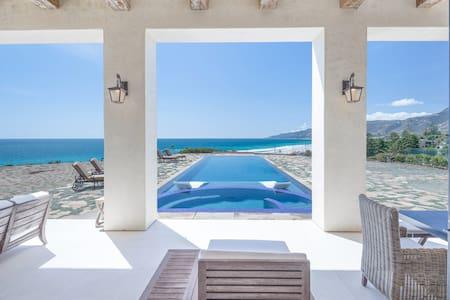 Malibu Beach Luxury Estate - Malibu - Rumah