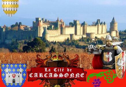 BELLE CHAMBRE D'HÔTE  - Carcassonne - Bed & Breakfast