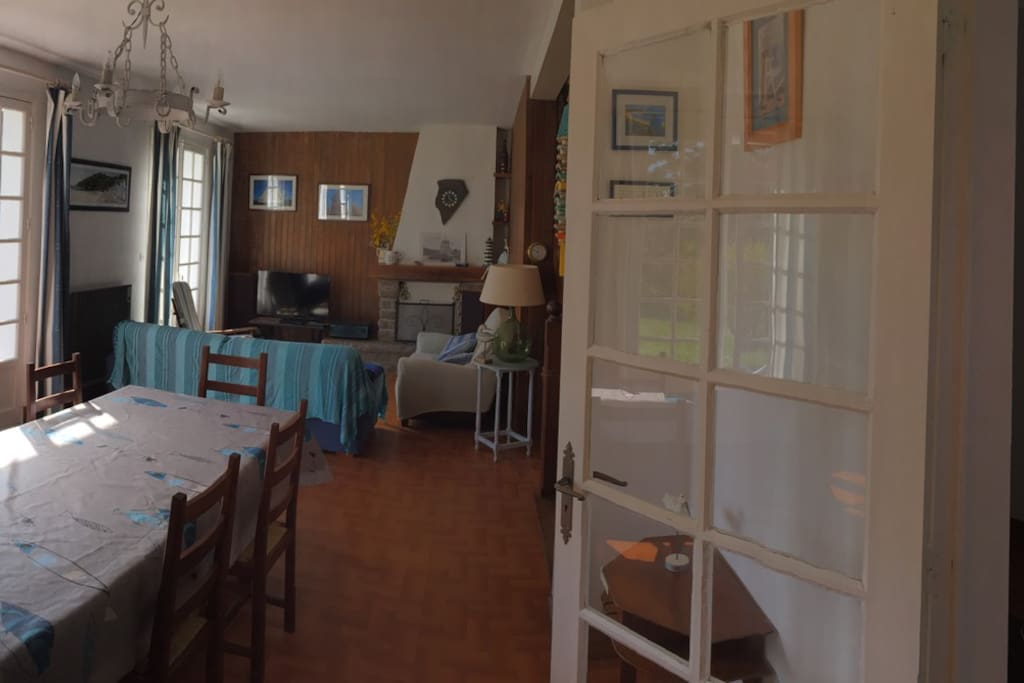 Salle et salon