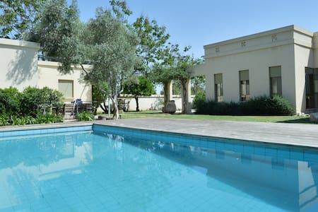Private Villa in Beit-Yitzchak - Beit Yitzhak-Sha'ar Hefer - วิลล่า