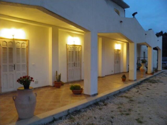 """Le case bianche di """"Mandralì"""" - Sciacca - Appartement"""