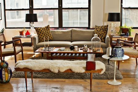 SUNNY WILLIAMSBURG ARTIST LOFT - Brooklyn - Loft