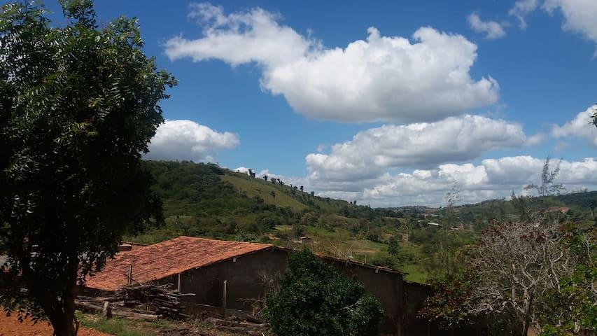 Sitio Bananeiras- lazer em família ou entre amigos - Bananeiras - บ้าน