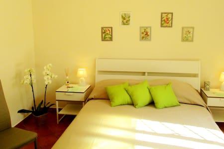 """""""Fiori d'Arancio"""" matrimoniale+divano letto extra - San Gregorio di Catania - Bed & Breakfast"""