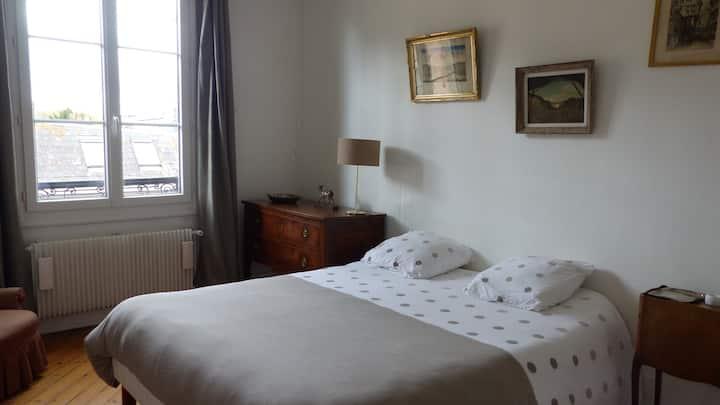Chambre plein centre à l'hotel de ville de Rouen