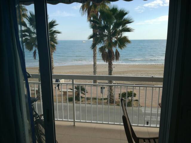 peace and sea - Villajoyosa - Appartement