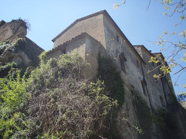Maremma, lovely apartment in Sorano - Sorano - House