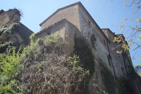 Maremma, lovely apartment in Sorano - Sorano - Casa