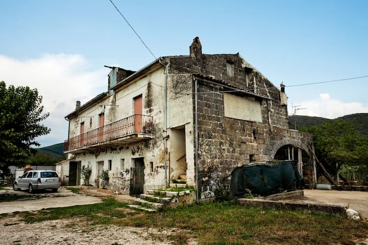 casale di tipo antico  - Capua - Rumah