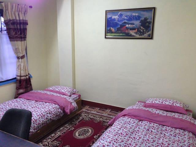 Chez l'habitant au Népal à Kathmandu - Kathmandu - Hus