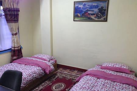 Chez l'habitant au Népal à Kathmandu - House